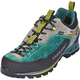 Garmont Dragontail MNT GTX Shoes Men Dark Green/Dark Grey